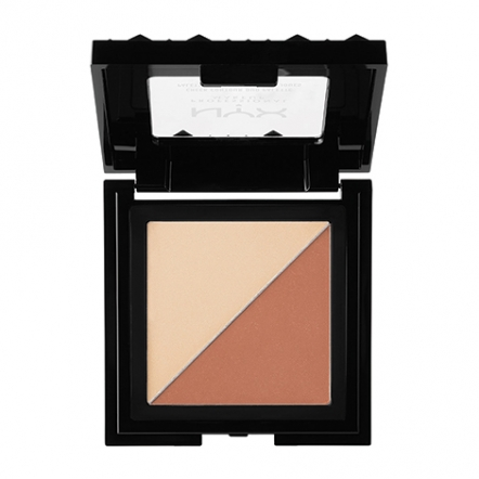Cheek Contour Duo Palette