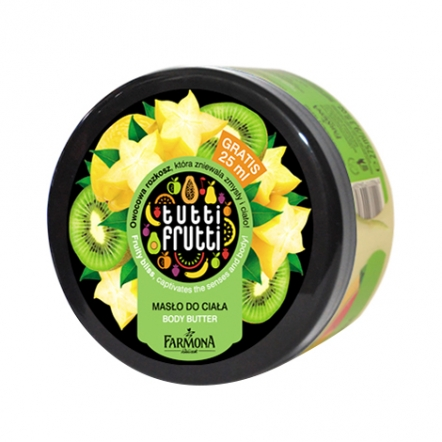 Tutti Frutti Kiwi & Carambola Body Butter