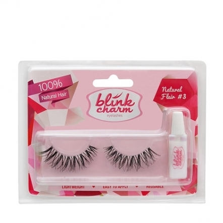 Blink Charm Eyelashes Natural Flair No. 3