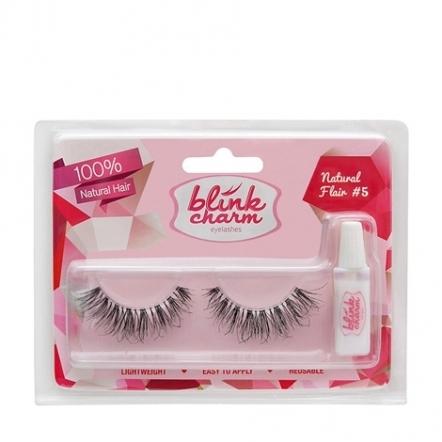 Blink Charm Eyelashes Natural Flair No. 5