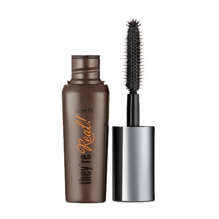 They're Real! Black Mini Mascara