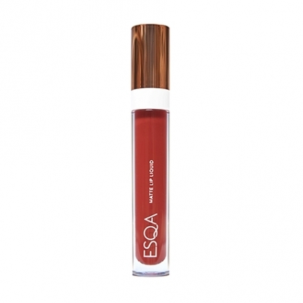 ESQA Matte Lip Liquid Forbidden Red GWP