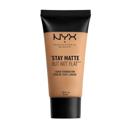 Stay Matte Not Flat Foundation