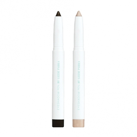 Duo Eyeshadow Pen (Charcoal Black + Harvest Gold)