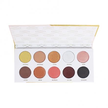 Golden Eyes Ultra Palette