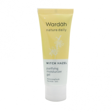 Witch Hazel Purifying Moisturizer Gel