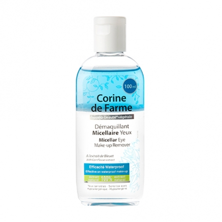 Micellar Eye Make Up Remover