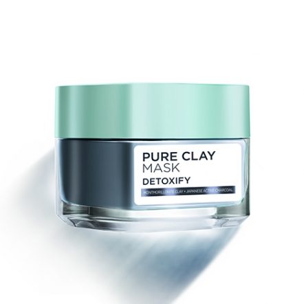 Detoxifying Clay Mask