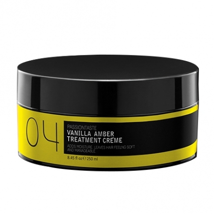 Passiontaste Vanilla Amber Treatment Creme