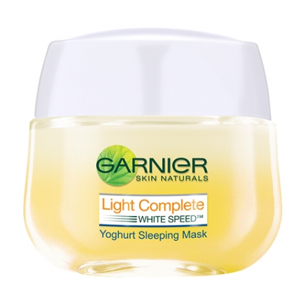 Garnier Garnier Light Complete Night Yoghurt