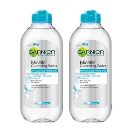 Duo Micellar Water (Blue) 400 ml