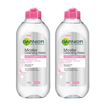 Duo Micellar Water (Pink) 400 ml