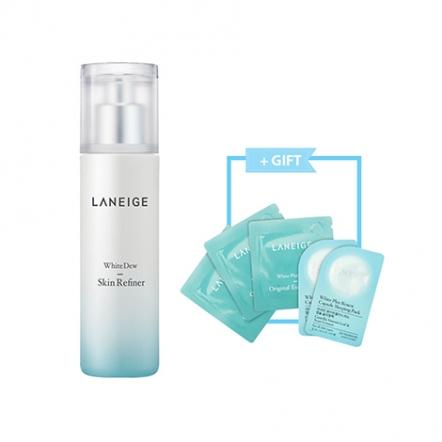 White Dew Skin Refiner + Gift