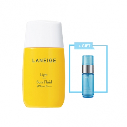 Light Sun Fluid SPF50+++ + Gift