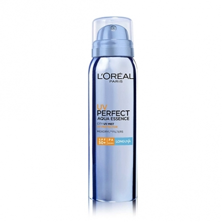 UV Perfect Aqua Essence City UV Mist SPF 50 PA ++++