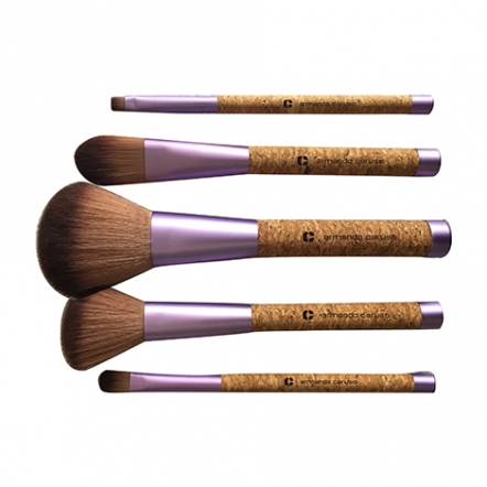 Cork Collection 5P Brush Set