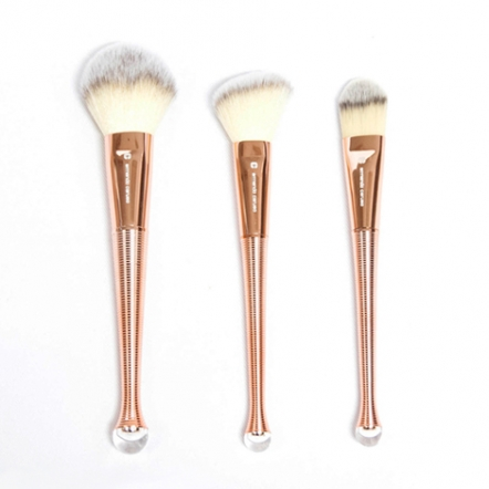 Basic Face 3P Brush Set