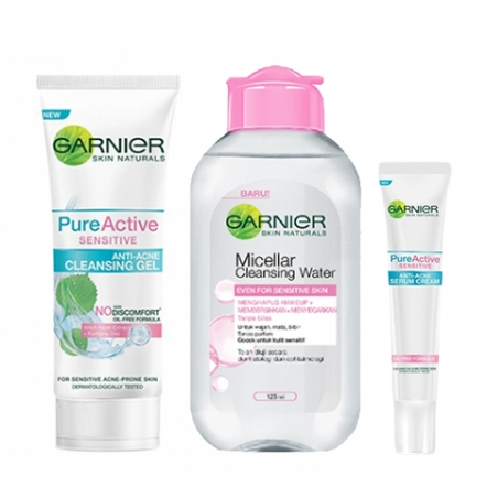 Pure Active Sensitive Kit