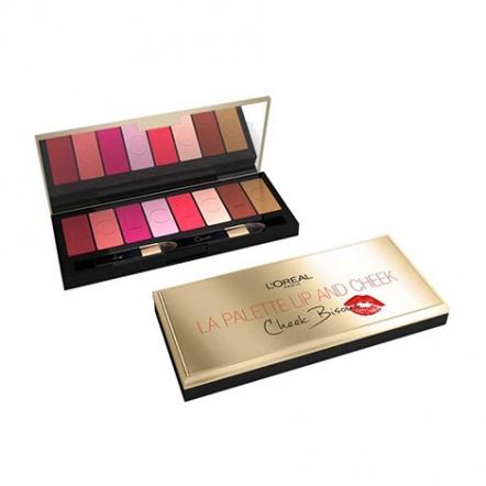Color Riche Pallette Lip & Cheek