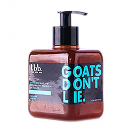 The Bath Box Goats Don't Lie - Tea Tree