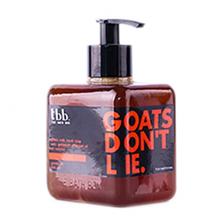 The Bath Box Goats Don't Lie - Geranium