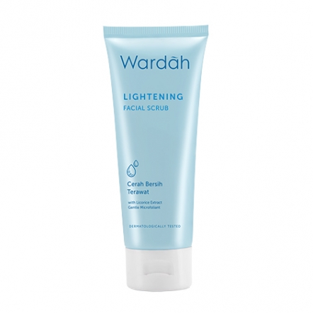 Lightening Facial Scrub 60 ml