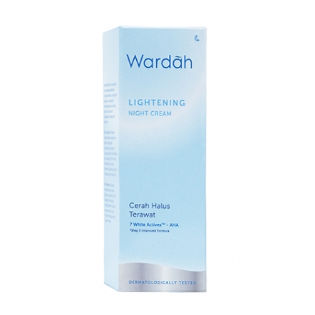 Lightening Night Cream Step 1 - 20 ml