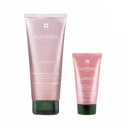 Lumicia Shampoo and Lumicia Conditioner