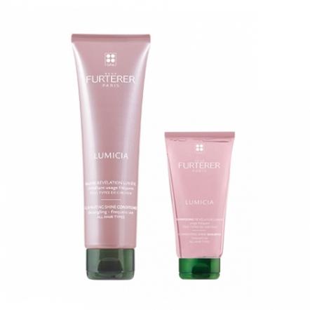 Lumicia Conditioner and Lumicia Shampoo