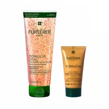 Tonucia Shampoo and Tonucia Mask
