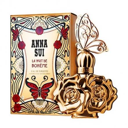 LA Nuit De Boheme Gold EDT New 75 ml