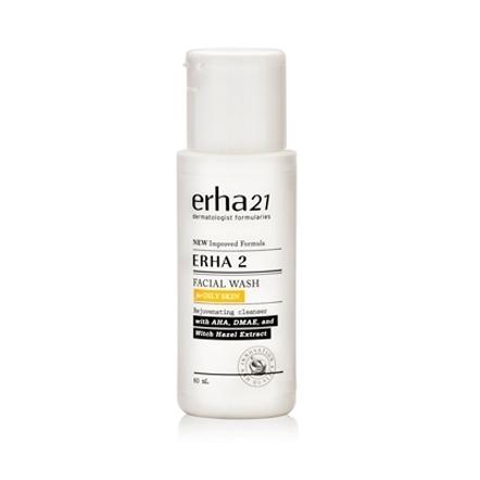 Erha 2 Facial Wash For Oily Skin