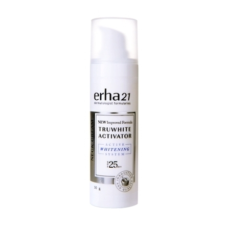 Erha True White Activator Neck Cream SPF25/PA++