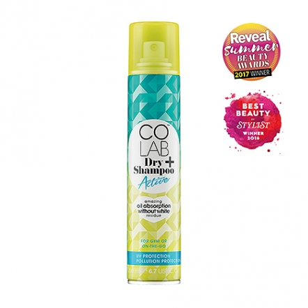 Dry Shampoo Active