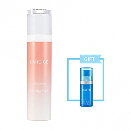 Fresh Calming Morning Mask + Gift (Mini Water Bank Essence)