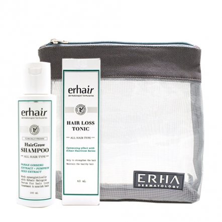 Erha VP Hairgrow Shampoo & Tonic