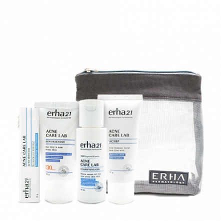 Value Pack Erha Acne Care Lab Series