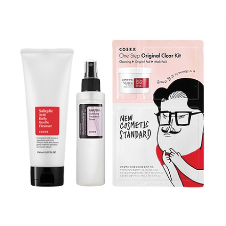 Mr RX Red Skincare Sets