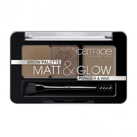 Brow Palette Matt & Glow