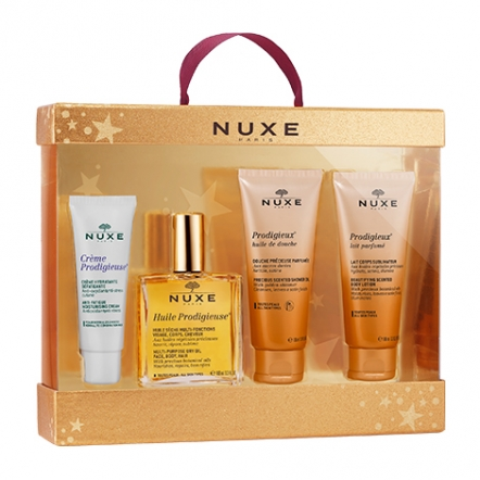 Nuxe Sensational Package