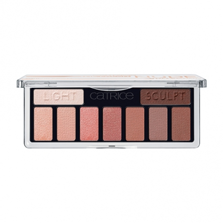 The Fresh Nude Collection Eyeshadow Palette