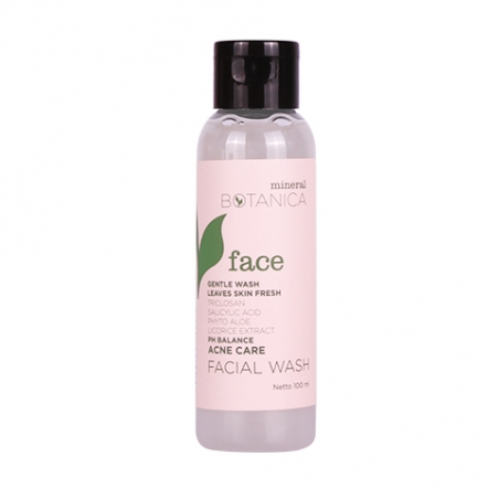 Acne Care Facial Wash