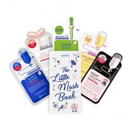 The Little Mask Book Instant Booster Daily Package