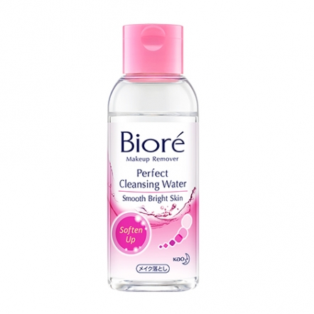 Makeup Remover Perfect Cleansing Water Soften Up