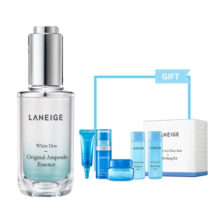 White Dew Original Ampoule Essence + Special Gift