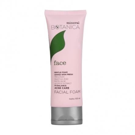 Acne Foaming Facial Wash