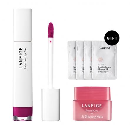 Intense Lip Gel + Gift