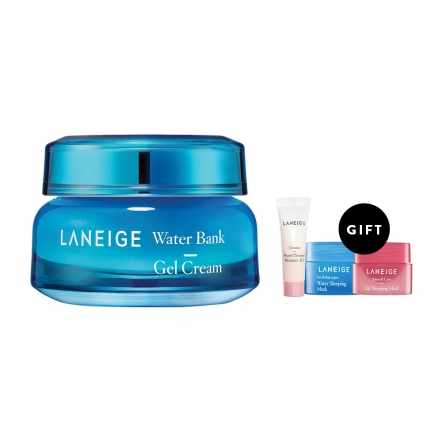 Water Bank Gel Cream + Gift