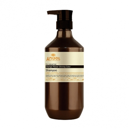 Orange Flower Shining Color Shampoo (For Colored Hair)