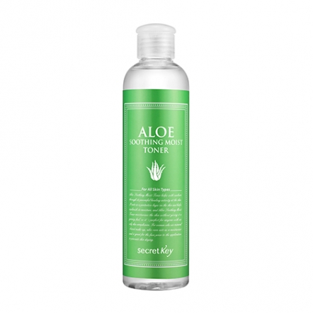 Aloe Soothing Moist Toner